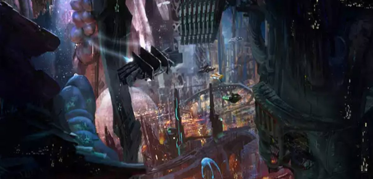 Explore the concept art that inspired @lucbesson's #Valerian in this 360 experience with #GoogleCardboard. worldofvalerian.com/#!/worlds/04