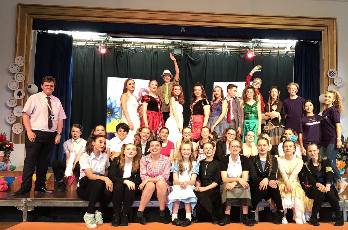 #thankyou @RodingValleyHS for all the #Wonderland memories! It was an honour and a privilege to direct &amp; write 4 an #outstanding cast!  <br>http://pic.twitter.com/cYLzvJ9zPa