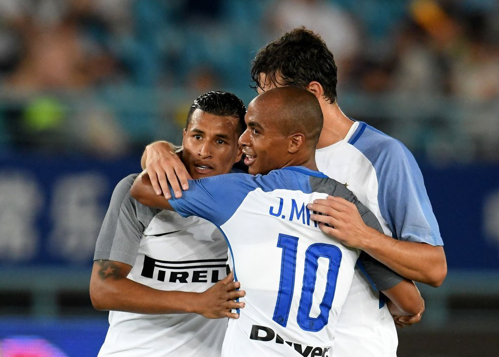International Champions Cup: Inter-Lione 1-0, decide Jovetic