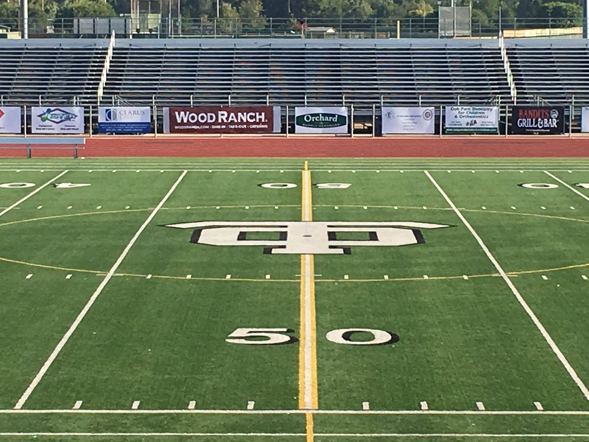 Another SoCal stadium to be added to #StadiumProject - Thousand Oaks HS, home of the Lancers <br>http://pic.twitter.com/lN3nnA1Sj6