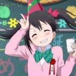 RT @azusa122520: Happy Birthday!! にっこにっこにー♪  #RTした...
