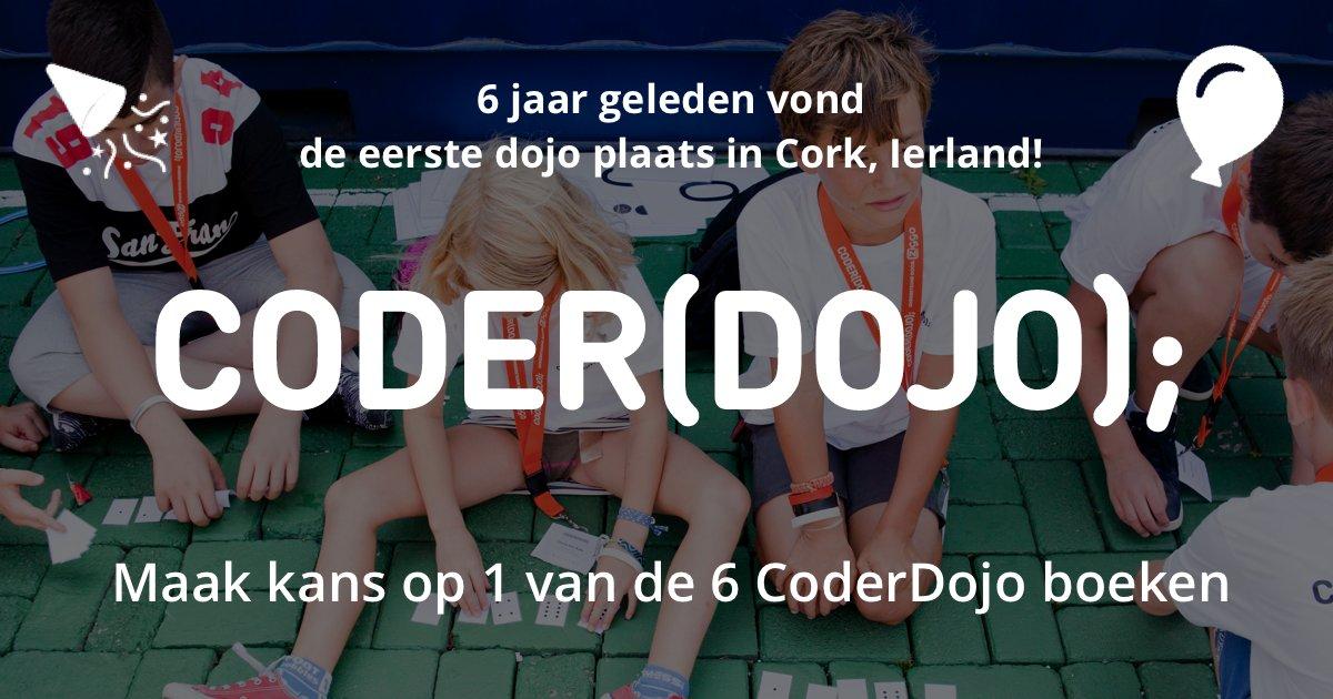 CoderDojo is Jarig