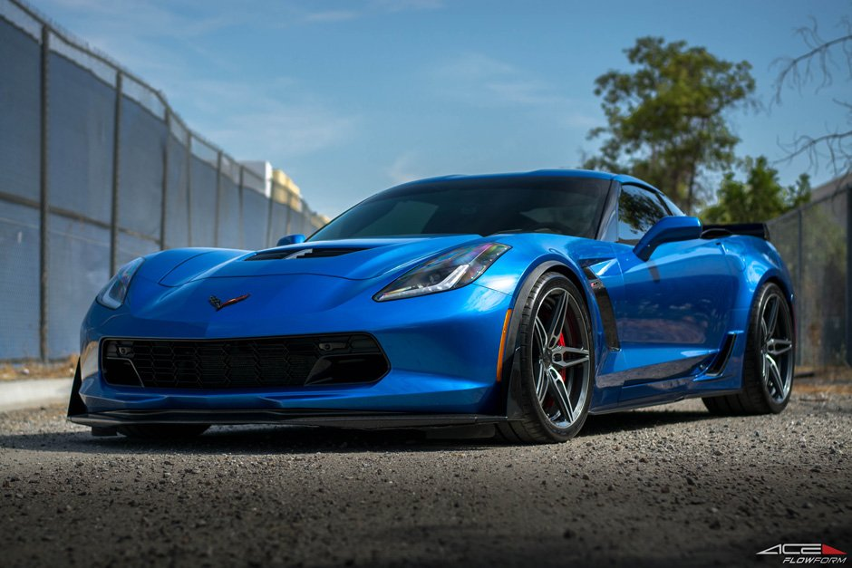 West Coast Corvette >> West Coast Corvette On Twitter Intro The New Acealloywheels Flow