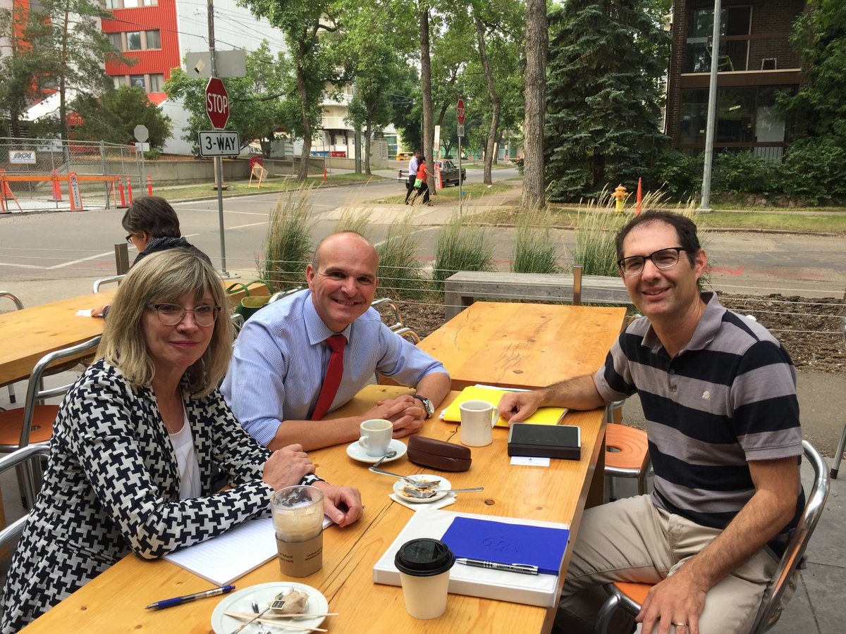 Great Naylor Report discussion with Member of Parliament Randy Boissonault + Eleanor Olszewski.@R_Boissonnault @ScienceMin #supportthereport <br>http://pic.twitter.com/rqR2fgv4Px