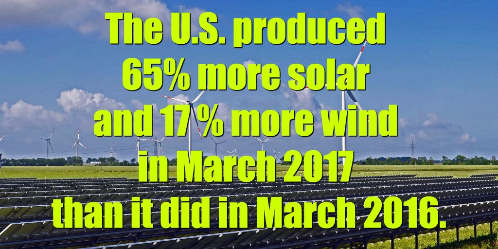 For 1st Time Ever, #US Gets 10% of #Electricity From #Wind and #Solar  http:// bit.ly/2uH0Lp5  &nbsp;   #impinv #renewables<br>http://pic.twitter.com/S5KGL3UpYY