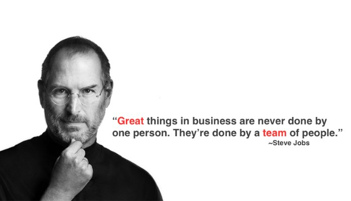 "Hayo on Twitter: ""[#Quote] ""Great things in business are ..."