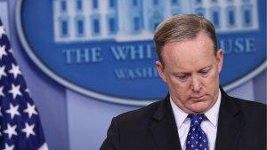 #BREAKING: Sean Spicer resigns as White House press secretary https://t.co/alBQNmuCxz
