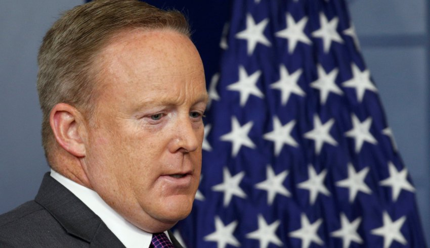 Trump-Sprecher: Sean Spicer tritt zurück https://t.co/ieqXgrHRbK