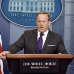 RT @wfaachannel8: Report: White House Press Secret...