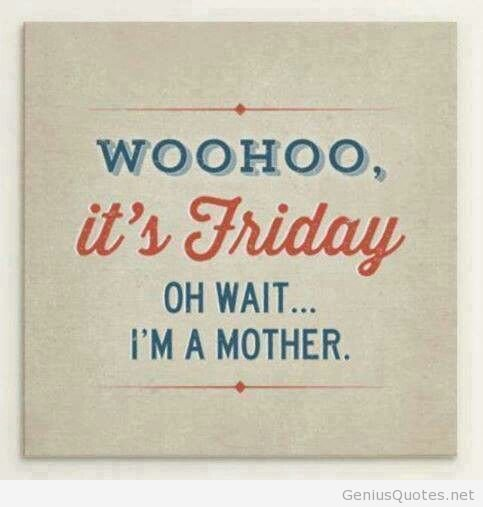 Have a great #weekend and hang onto that #FridayFeeling! #quote #dryeye #motherhood #optometry <br>http://pic.twitter.com/xG1kNQKKNP