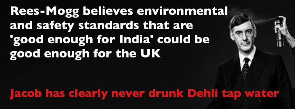 I don&#39;t want to remind people what #JacobReesMogg said about #environmental standards in Indian when he linked them to #Brexit<br>http://pic.twitter.com/QMJO4GMcKQ