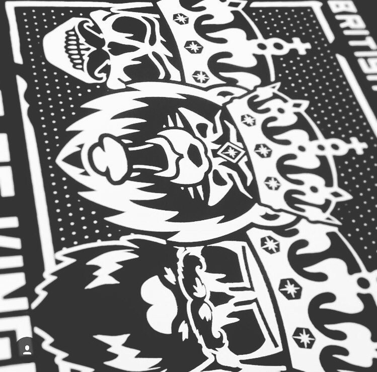 Brand new #KingsOfKings shirt will be av...