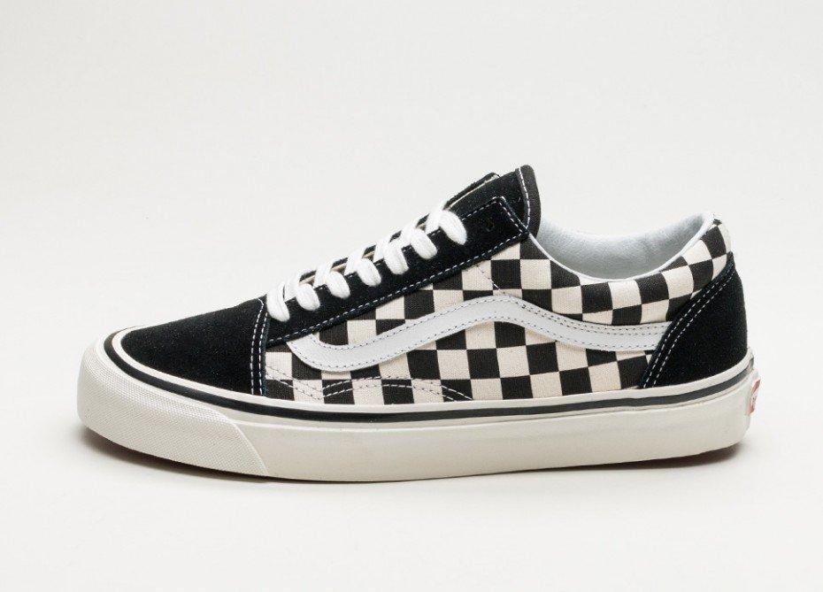 vans checkerboard slip on europe