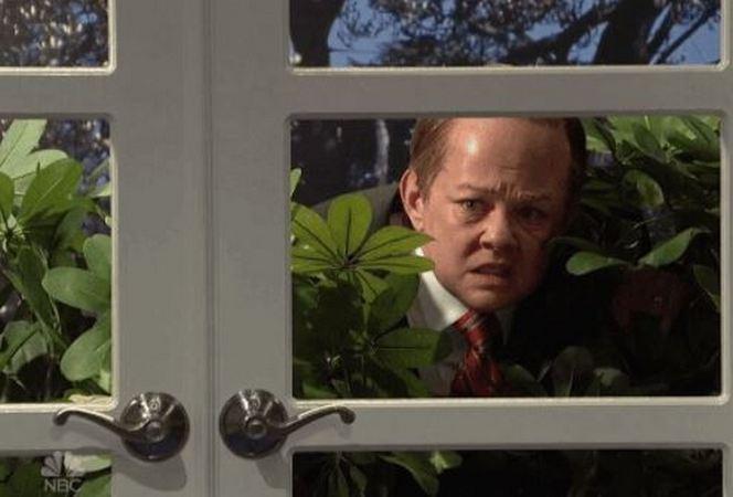 Sean Spicer on Monday morning. #WhiteHouse <br>http://pic.twitter.com/004q1vpuvV