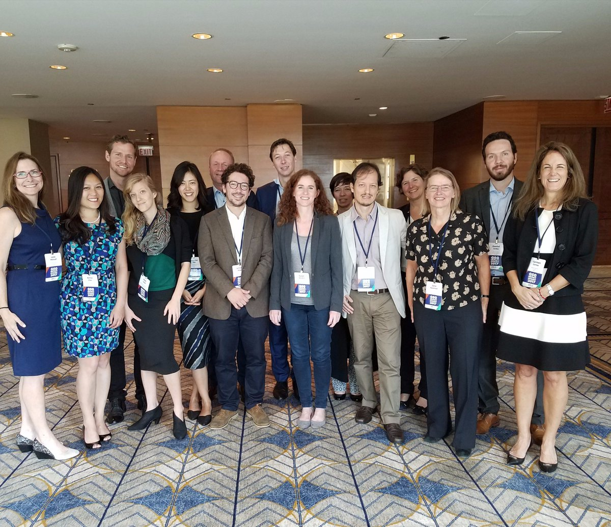 Fun picture from #GSGSummit of Social Finance friends and family orgs.. Awesome #CommunityofPractice  @SocialFinanceUS @socfinuk and Israel!<br>http://pic.twitter.com/jxVI0dXDg5