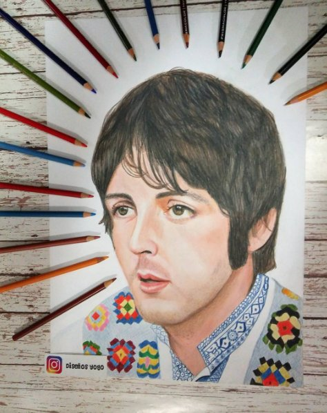 Paul McCartney On Twitter FanArtFriday By Instagram User Disenos Yogo Share Your FanArt With The Hashtag WhatsNewPaul