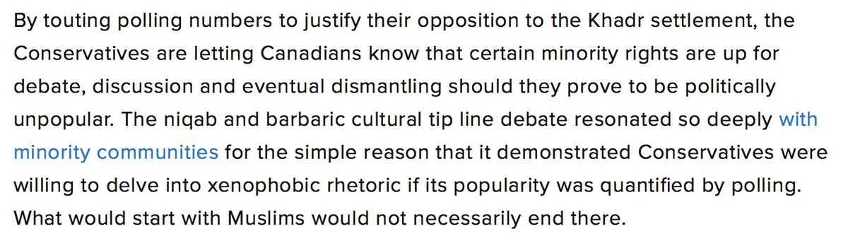 This is a very important point from @supriyadwivedi. https://t.co/TfNYC5EvEs #cdnpoli https://t.co/V7pYkJQmds