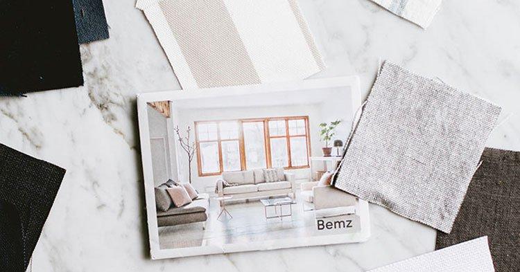 bemz on. Black Bedroom Furniture Sets. Home Design Ideas