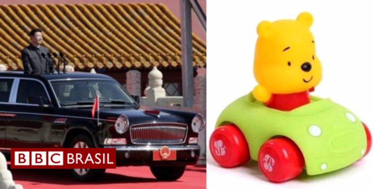 As comparações que levaram a China a barrar o Ursinho Pooh nas redes sociais https://t.co/vvDHbiYVYj