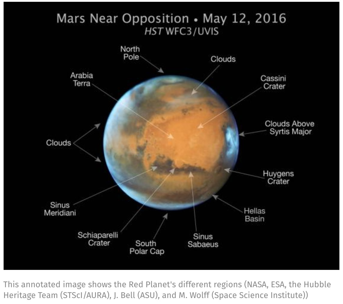 Brightest Mars in 10 years | Sky Archive | EarthSky