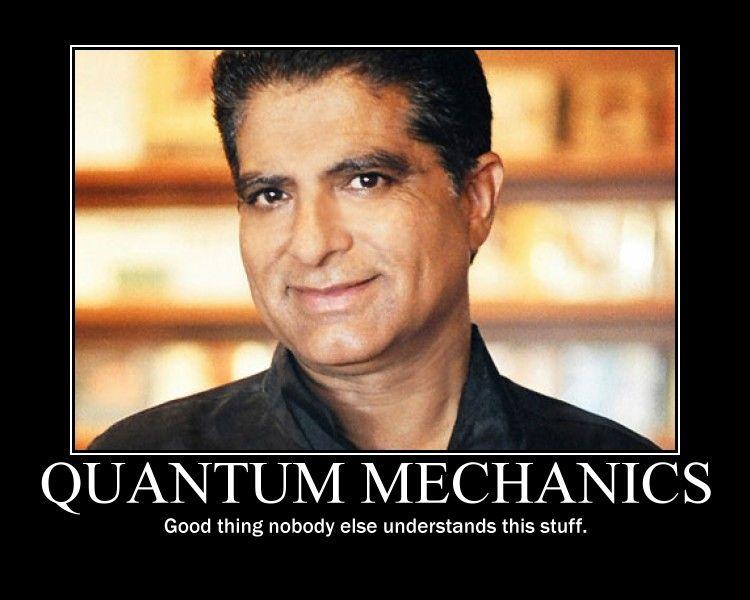 Quantum Mysticism and its web of lies (#DeepakChopra, #QuantumPhysics, #QuantumHealing):   http:// buff.ly/2uiyRx4  &nbsp;  <br>http://pic.twitter.com/U02I8JuKwI
