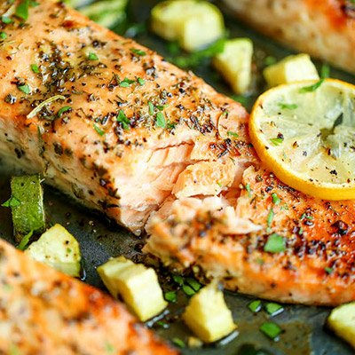 Make this Lemon Herb Salmon and Zucchini a weekday standby: https://t.co/Pk6qchdcfz
