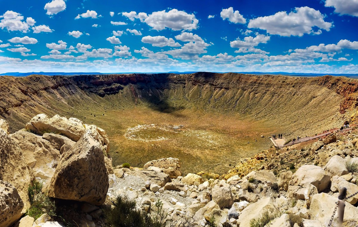 Meteor Crater Arizona Map.Meteor Crater Meteorcrateraz Twitter