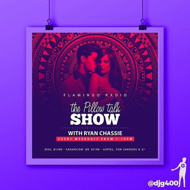 NP The Vibe @AyoJay... @Msgaitho you favorite jam is about to drop.. @FlamingoRadioKE #Pillowtalk <br>http://pic.twitter.com/D2sDSunNyA