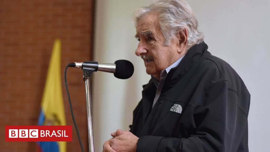 'Me dá pena, pena pelo Brasil', diz Mujica sobre manobra para salvar Temer na Câmara https://t.co/YiGlyZWvkT