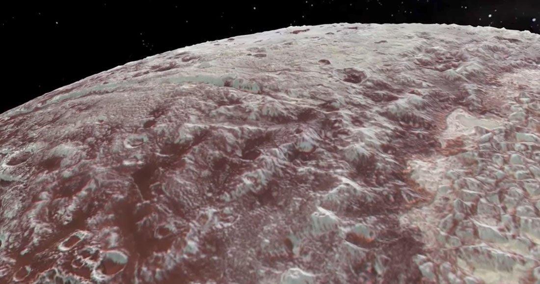 Survolez Pluton comme si vous y étiez https://t.co/mcSguRc8DX