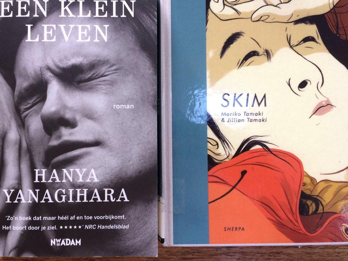 RT @Marijn9: Toeval! #bookcovers #boeken https://t.co/u39T9ydPMF