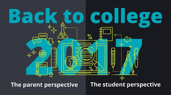 How do parents and students differ when it comes to #BackToCollege shopping. Check out our latest #infographic.  http:// deloi.tt/2uaFEsL  &nbsp;  <br>http://pic.twitter.com/eSnsQX0rOF