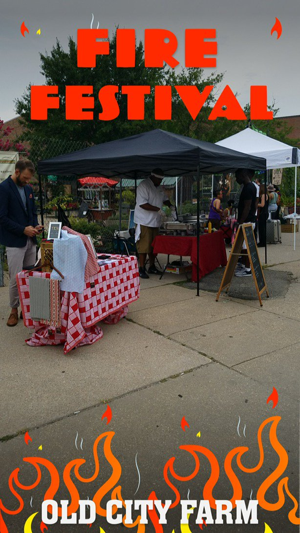 Fire Festival is on now!  come by for amazing food, local fashion, art and more! #shawdc #shawmainstreets #dcevent <br>http://pic.twitter.com/vmKavPWVdQ