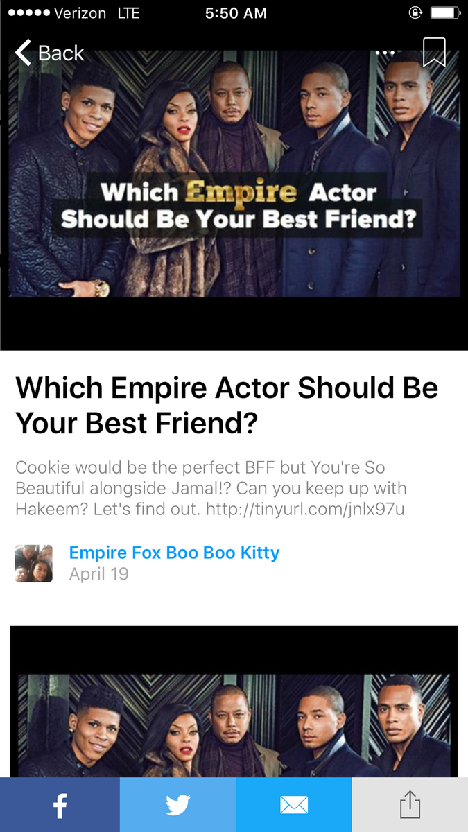 I got: Jamal! on &#39;Which #Empire Actor Should Be Your Best Friend?&#39;  http:// buff.ly/2ufNq4E  &nbsp;  <br>http://pic.twitter.com/wQJNpHDNhJ