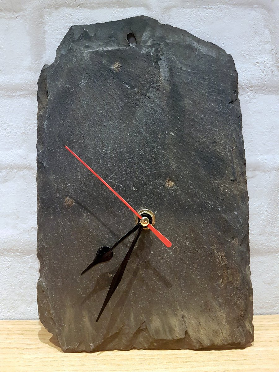 Recycled Slate Clocks only 2 left in stock   https://www. etsy.com/uk/listing/504 343359/slate-wall-clock-recycled-slate-clock &nbsp; …  #etsychaching #recycled #epiconetsy #upcycled #lifestyleblogger #rustic<br>http://pic.twitter.com/HP5ls9xaCf