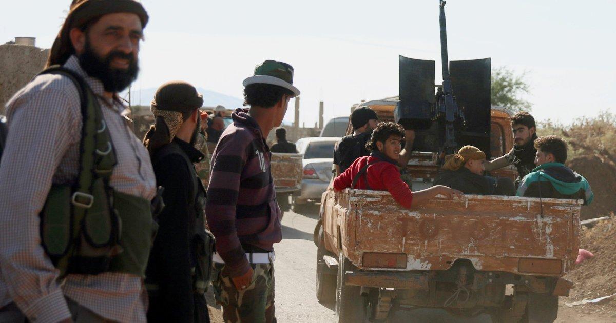 La CIA a cessé son soutien à des rebelles syriens https://t.co/iNZ4FrkGcT
