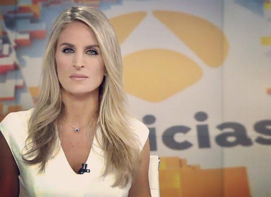 Angie Rigueiro Periodista Y Presentadora Antena 3