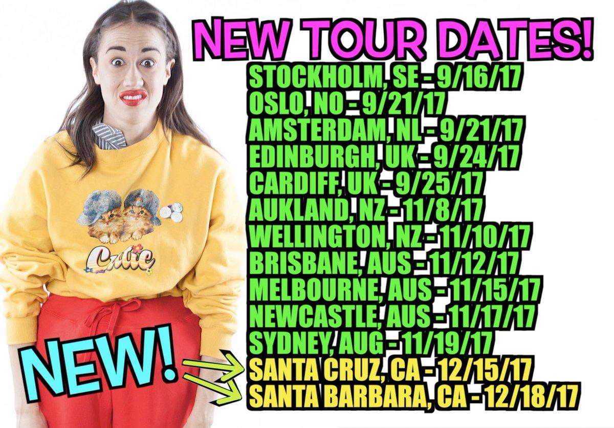 Miranda sings on twitter new tour dates am i cuming to ur city miranda sings on twitter new tour dates am i cuming to ur city get tix before its too late httpstiuu0z91rjm m4hsunfo