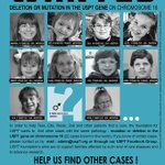 Help us find other patients! Give this a retweet. #USP7 #RareDisease https://t.co/7ieZLuc4b8