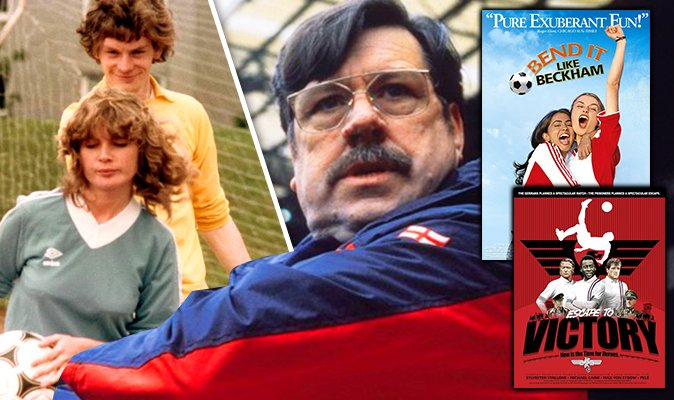 The Greatest Football Film of All Time? You WON'T believe what topped the list! Footie fans look away now: https://t.co/Z1h0I5PPqW
