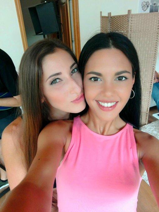 Camila montalban julia de lucia y jesyka diamond feda 2013 - 2 10