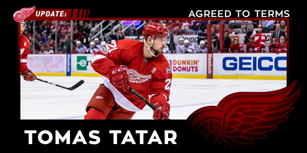 046f44d0290 Detroit Red Wings on Twitter: