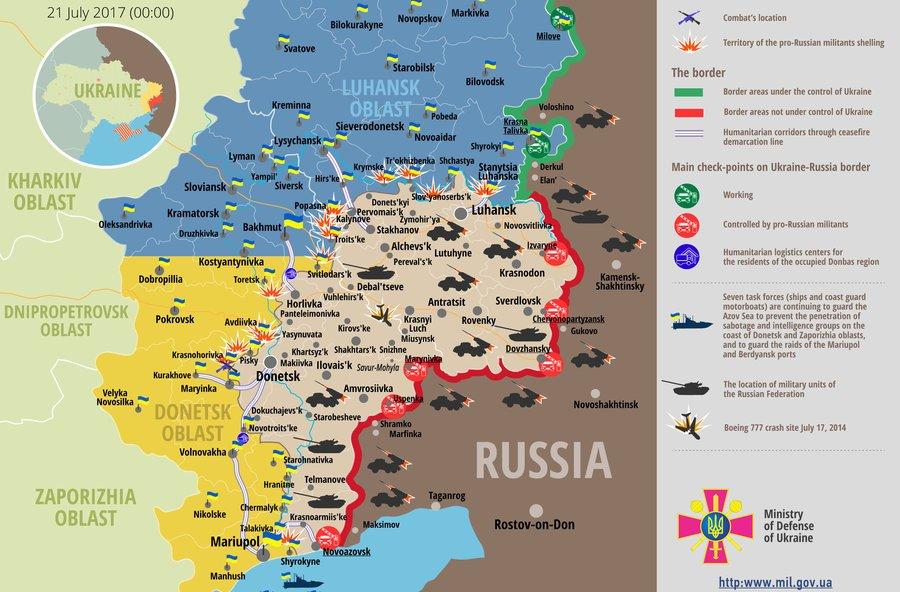 test Twitter Media - E#Russia – #Ukraine #war updates: daily briefings as of July 21, 2017 | EMPR https://t.co/5NmlbyrXDf https://t.co/sJvGG39MZ3