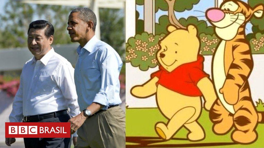 Por que a China barrou o Ursinho Pooh nas redes sociais https://t.co/AEMCYxg5Tf
