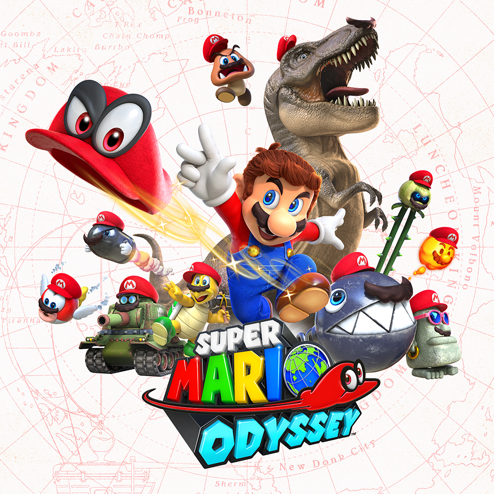 Nintendo Au Nz On Twitter Mario Is Set To Capture Our Hearts On