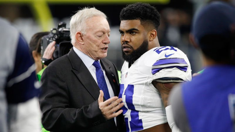 Ezekiel Elliott docs reveal mysterious NFL relationship with prosecutors' group https://t.co/m6b2ALyqY5