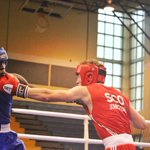 Boxing: Flag bearer Lewis Johnstone makes it 3 for 3 in the r...