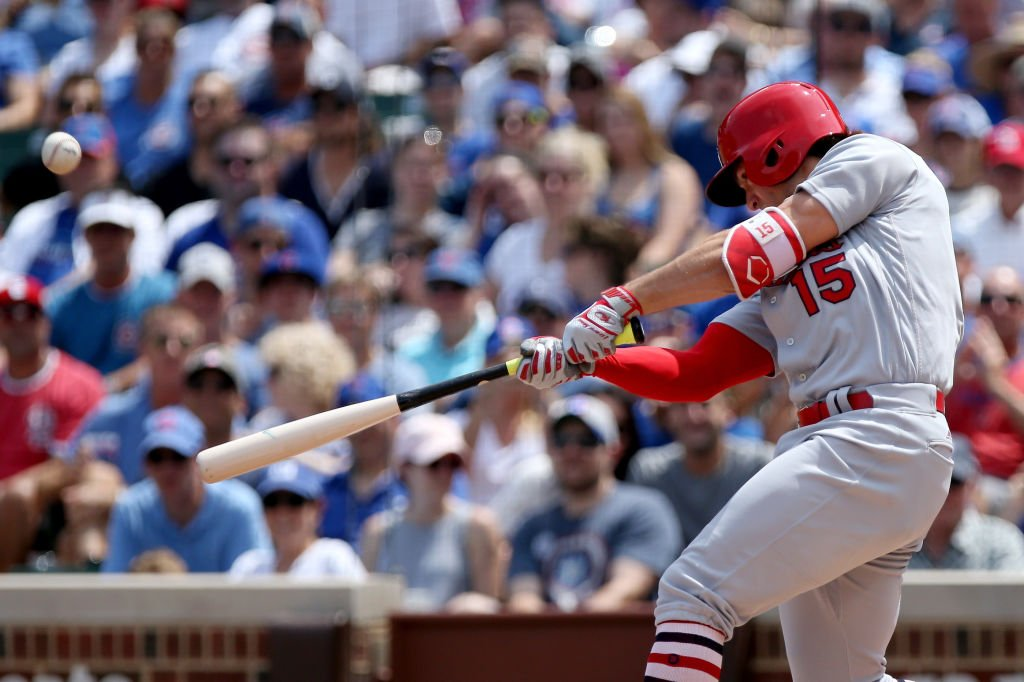 Cardinals score 9 runs in the 8th inning, their most in an inning since Aug. 30, 2014 - also against the Cubs.