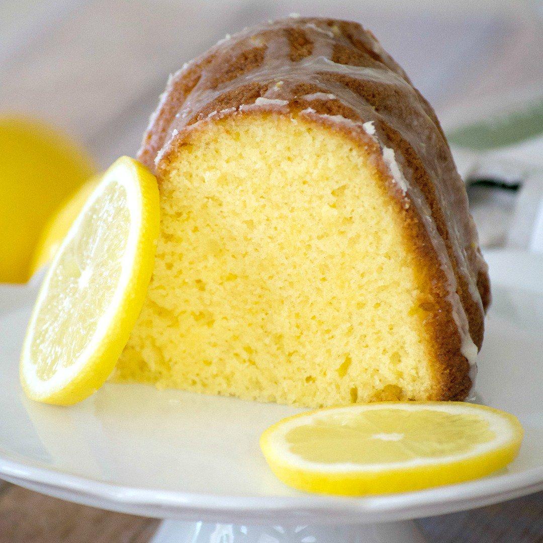 Make the #weekend a little brighter with this Easy Lemon Cake - full of lemon flavor and a great lemon glaze.   http:// bit.ly/2nh1kS8  &nbsp;   #cake<br>http://pic.twitter.com/8jVW1mc8TT