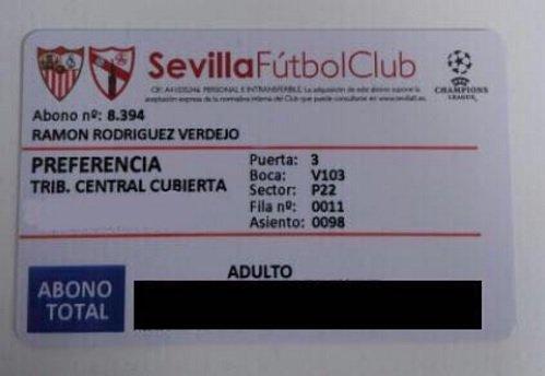 """Monchi si abbona al Siviglia: """"Socio 8394. Sevillista fino alla morte"""" - https://t.co/QF0vWyonky #blogsicilianotizie #todaysport"""